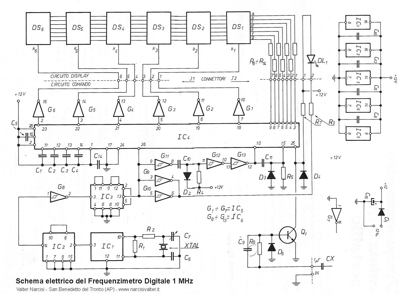 Schema Elettrico Phantom F12 : Schema elettrico lettura fare di una mosca