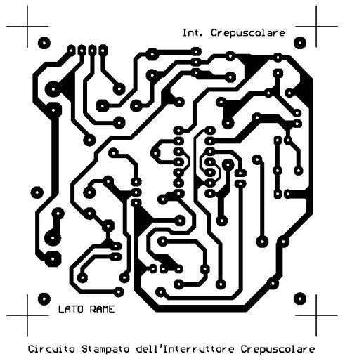 Schema Elettrico Crepuscolare : Schema elettrico crepuscolare v fare di una mosca