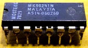 Mostek MK50240
