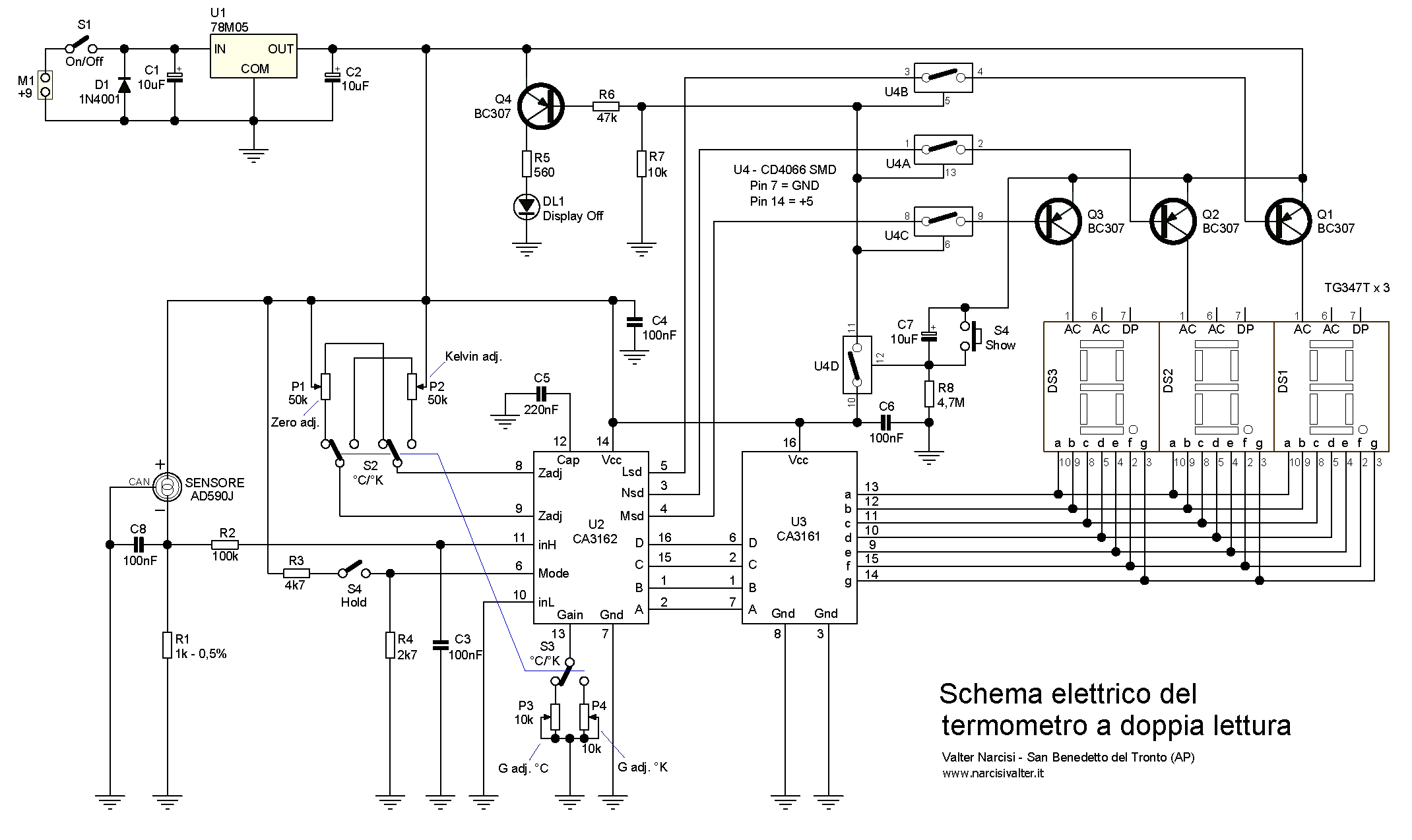 Termometro digitale as well Wiring Diagram For A Car Ammeter furthermore How To Make Your Own Running Shoes also Norsk Og Voltmeter Wiring Diagram together with PanelMeter. on digital ammeter circuit diagram pdf