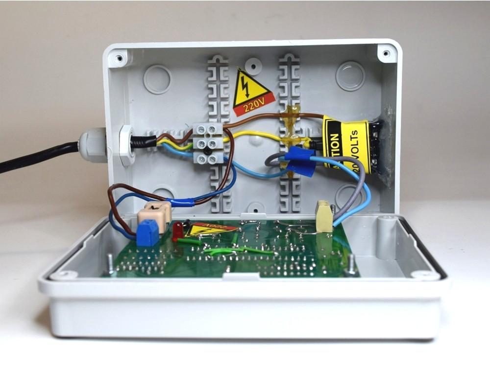 Schema Elettrico Per Temporizzatore : Programmable cyclic timer relè ciclico programmabile